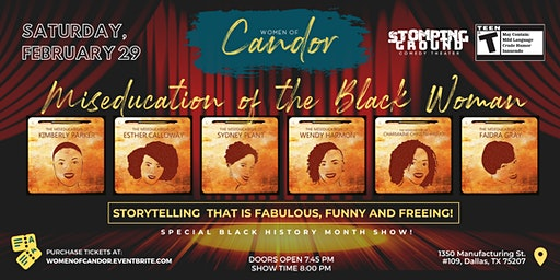 Women of Candor: Miseducation of the Black Woman