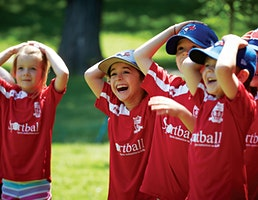 Essai gratuit SPORTBALL 2-3 ans et 4-6 ans - Soccer - CNDF