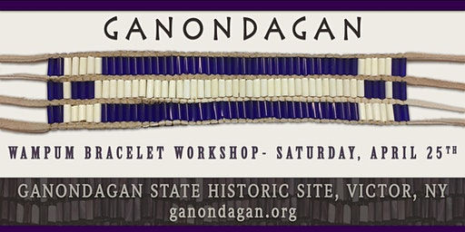 Wampum Bracelet Workshop