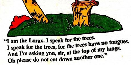 Lorax Film (Tree.Mend.Us day) tickets