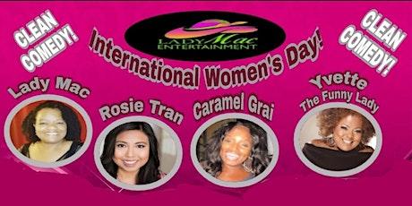 International  Women's Day Clean Comedy! tickets