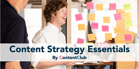 Postponed: Content Strategy Master Class - (Invite Only) tickets