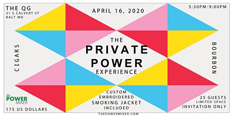 The Private Power Event tickets