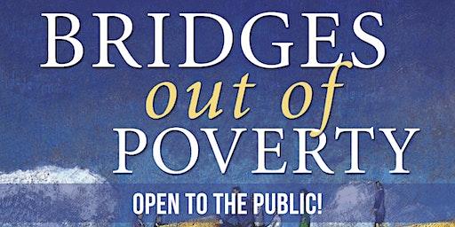 PUBLIC Bridges Out of Poverty Training - Thursday, March 19th 2020