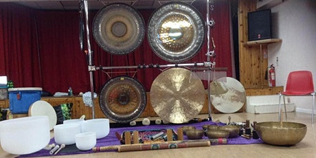 Gong Bath (Sound Meditation Evening) tickets