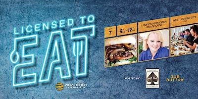 Licensed to E.A.T.™: Salt Lake City