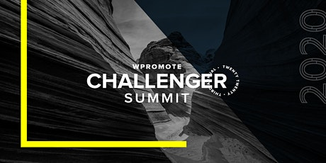 Challenger Summit 2020 tickets
