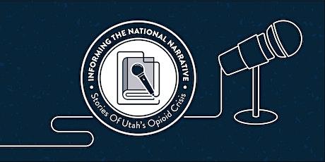 Stories of Utah's Opioid Crisis- Weber County Community Conversation tickets