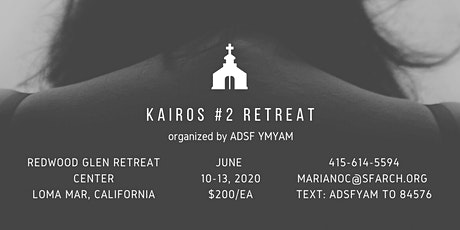 ADSF Young Adult Kairos #2 Retreat tickets