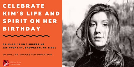 Celebrate Kim's Life on Her Birthday (Kim Wall Memorial Fund Annual Event) tickets