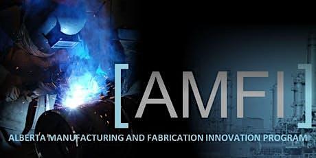 InnoTech Presents: AMFI Welding Seminar, Grande Prairie. tickets