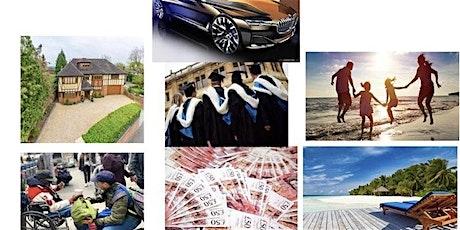 Raise Your Income & Build Wealth Seminar - Nottingham tickets