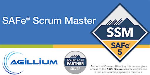 SAFe® Scrum Master With SAFe®5 Scrum Master Certification - Newark (EWR Marriott Courtyard), NJ