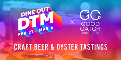 Craft Beer & Oyster Tasting - Feb 23 - 2PM