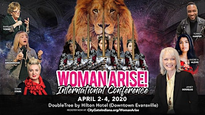 Woman Arise International Conference tickets
