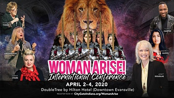 Woman Arise International Conference