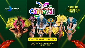 Brazilian Carnaval Houston Mardi Gras
