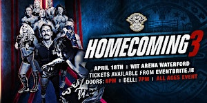 """Over The Top Wrestling """"HOMECOMING 3"""""""