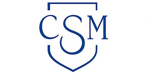 WSTB Physical Agility Exam at CSM: 4/21/2020