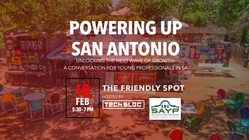 Powering Up San Antonio