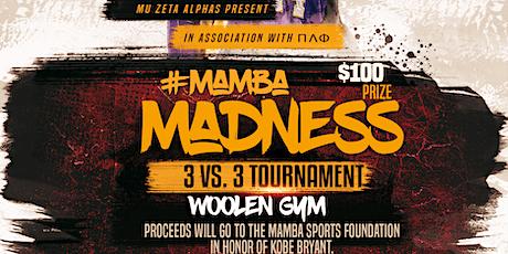 Mamba 3 v. 3 Charity Basketball Tournament tickets