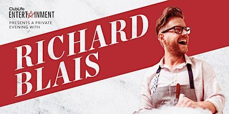 Celebrity Chef Richard Blais in Chicago! tickets