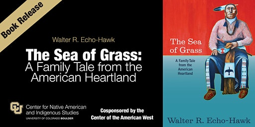 Book Release - The Sea of Grass: A Family Tale from the American Heartland
