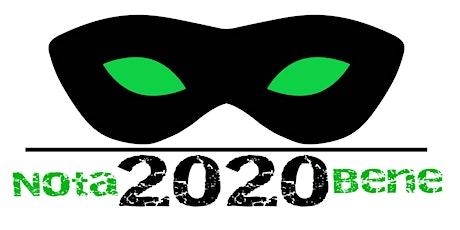 Nota Bene 2020 tickets