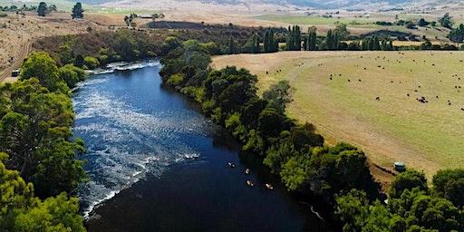Women's Introduction to Moving Water- Hidden Valley Kayak - River Derwe