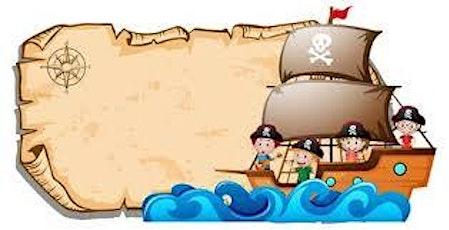 Fun, Social, LEGO'S Workshop- Pirate Theme tickets
