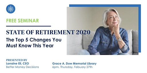 State of Retirement 2020