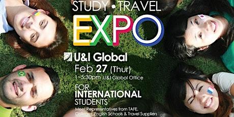 U&I Global Education Expo tickets