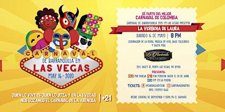 Carnaval de Barranquilla en Las Vegas tickets