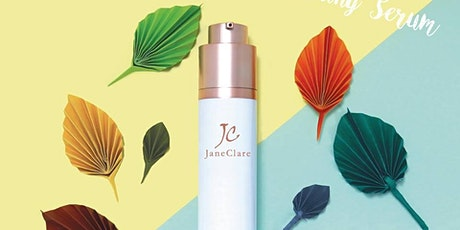 Zoom and JaneClare Canada Presents: Herbal Natural Skincare Intro group 101 tickets
