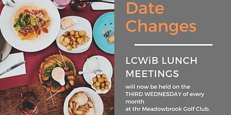LCWiB February Lunch tickets