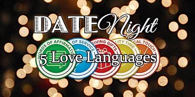 5 Love Languages of Children (Couples Night)