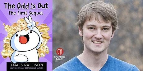 Changing Hands presents James Rallison: The Odd 1s Out: The First Sequel tickets