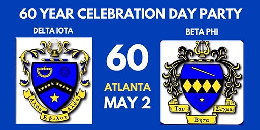 60 Year Anniversay Day Party of Delta Iota & Beta Phi