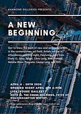 A New Beginning tickets