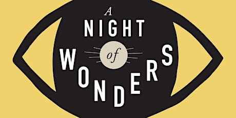 A Night of Wonders:Recovering What We Lost As Adults tickets