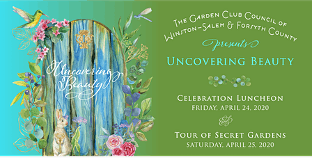 Individual Sponsor Uncovering Beauty: Garden Tour & Luncheon tickets
