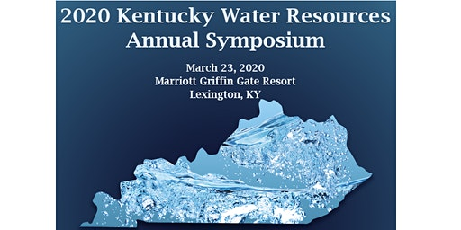 2020 Kentucky Water Resources Annual Symposium
