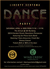 Liberty Sertoma Dance Party tickets