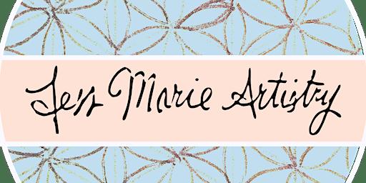 Tess Marie Artistry Paint n Sip