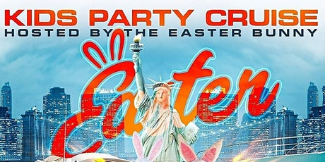 Easter Kids Party Cruise tickets
