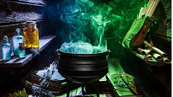 Witch Craft Workshop - Spells, Cauldrons and Posions