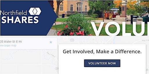 Northfield Shares' Volunteer Portal Training Session