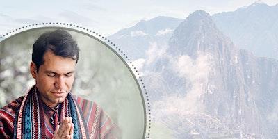 Formação em Meditação Andina com Giuliano Sala