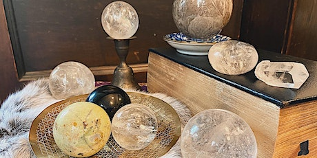 Fortune Telling with a Crystal Ball tickets