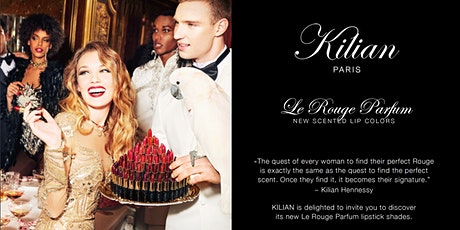 Le Rouge Parfum Lip Makeover Event : Conquer your night out! tickets